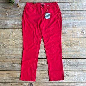 🎉Apollo Jeans red skinny jeans A5